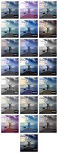 Ganhar Seguidores Instagram filtros Mayfair e Inkwell-af
