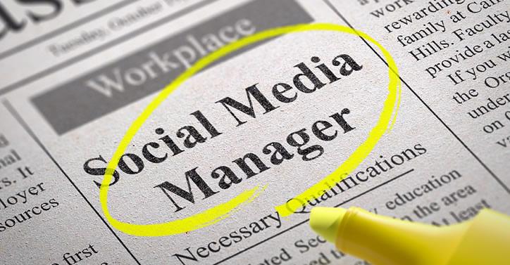 O que faz um social media 1