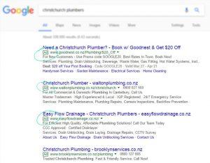 convergente links patrocinados ppc anuncios google facebook ads