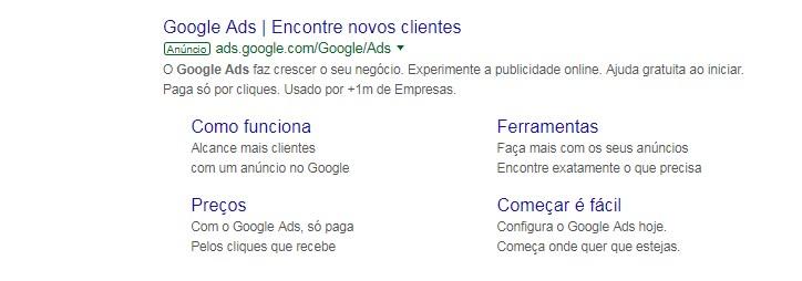 seo e sem google ads