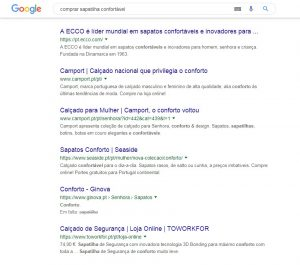seo on page search intent